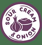 Cravewell Crisps Purple Roots Sour Cream Onion