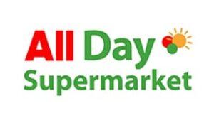 All Day Supermarket Logo