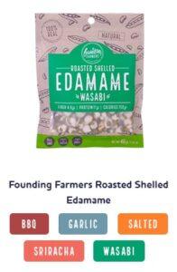 Founding Farmers Roasted Edamame Shop Image