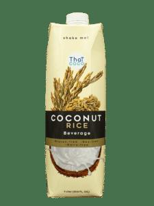 Coconut Rice Beverage 1L